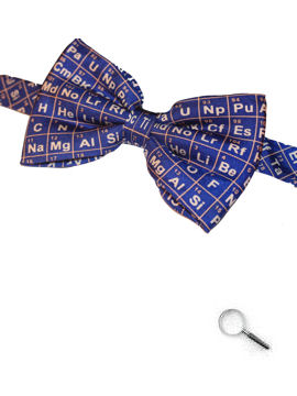 Tie studio periodic table bow tie sold out will be remaking urtaz Gallery