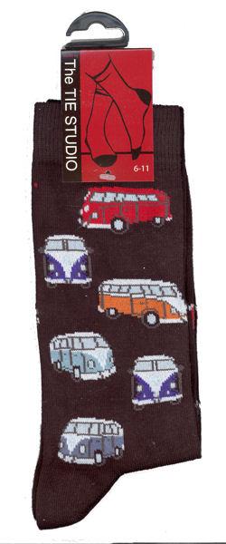 VW Camper Van socks