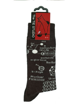 Nuclear Physics Socks