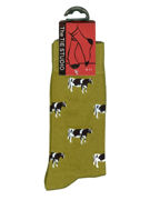 Cows on green  - TIE STUDIO