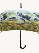 Umbrella - Collie Dogs - TIE STUDIO